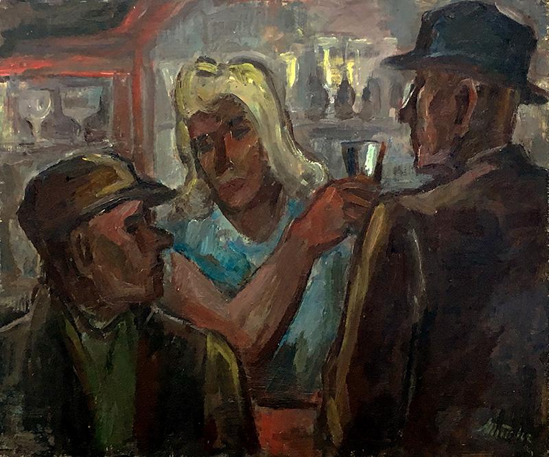 Barszene (Mia Münster, 1950)